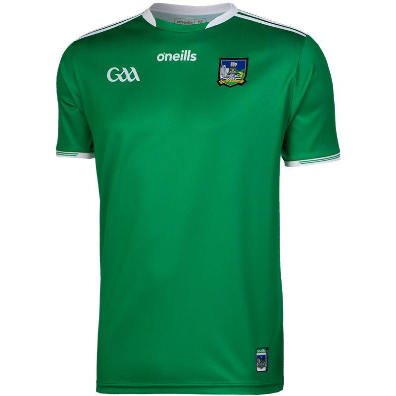 Limerick GAA Home 2-Stripe Jersey (Kids)