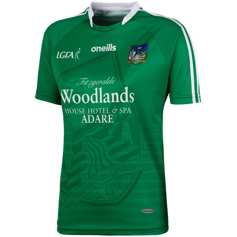 Limerick LGFA Jersey