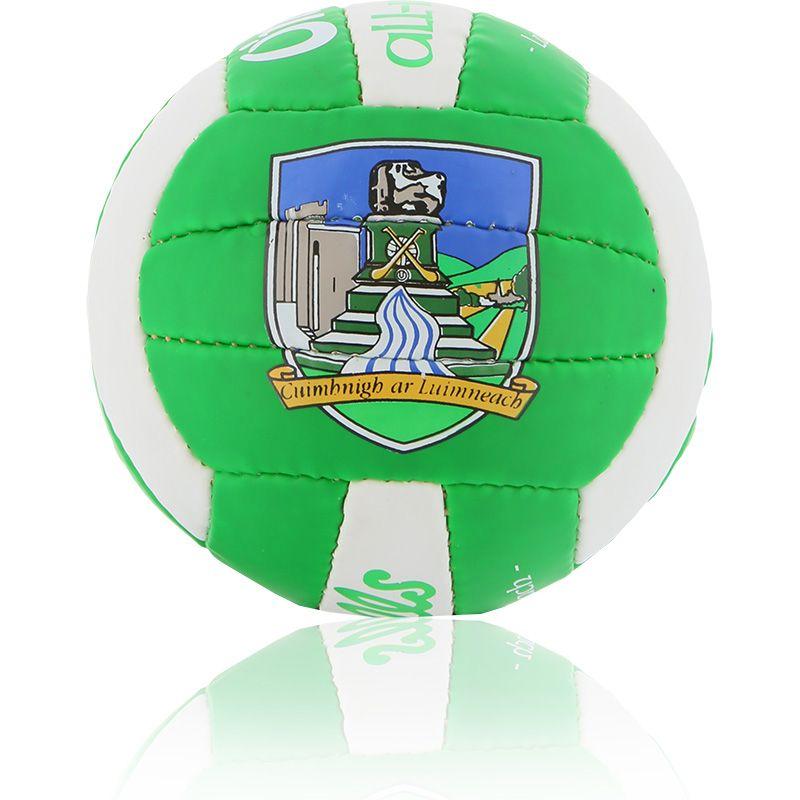 Limerick GAA All Ireland Mini Gaelic Football Emerald / White