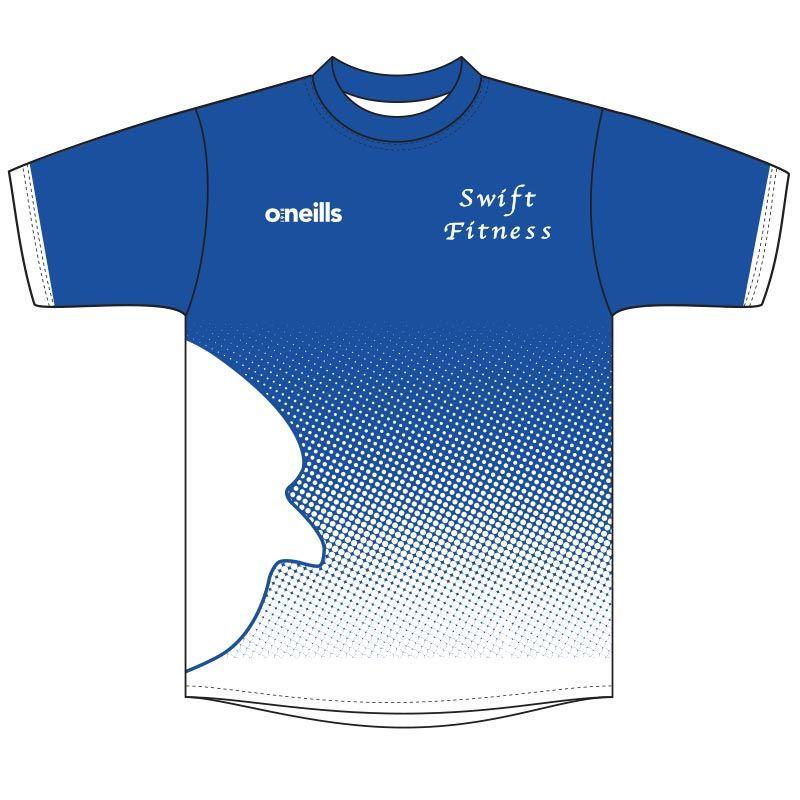 Swift Fitness Kids' Printed T-Shirt