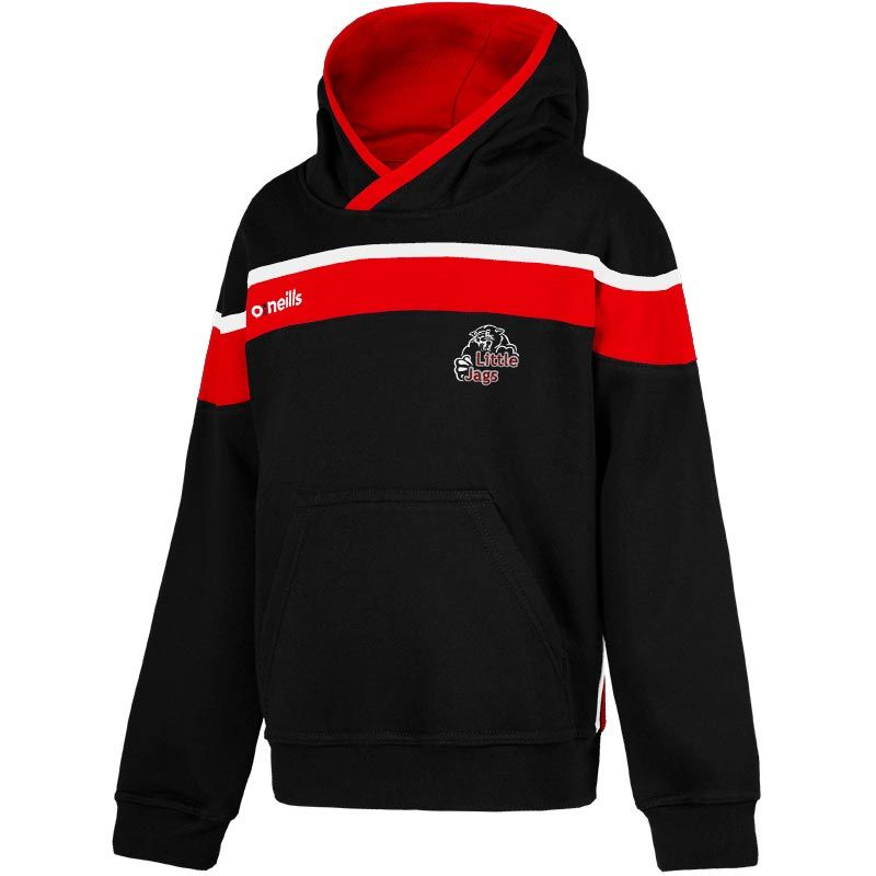 Little Jags Karate Club Auckland Hooded Top Kids