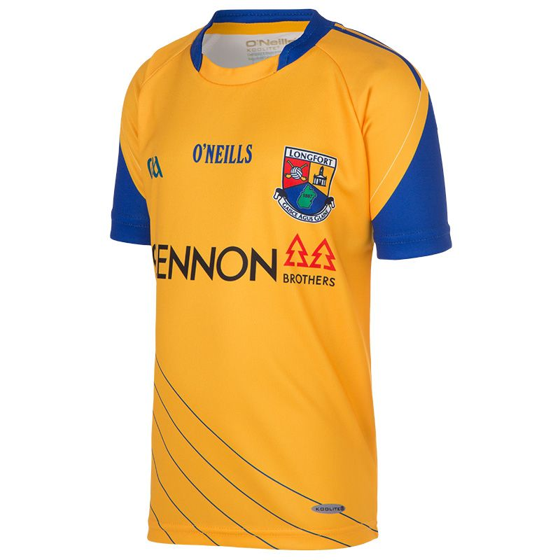 Longford GAA Kids' Away Jersey