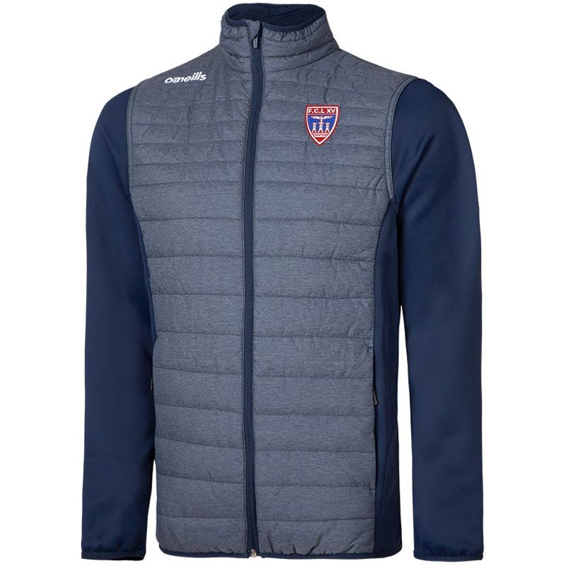 Lourdes Rugby Charley Padded Jacket