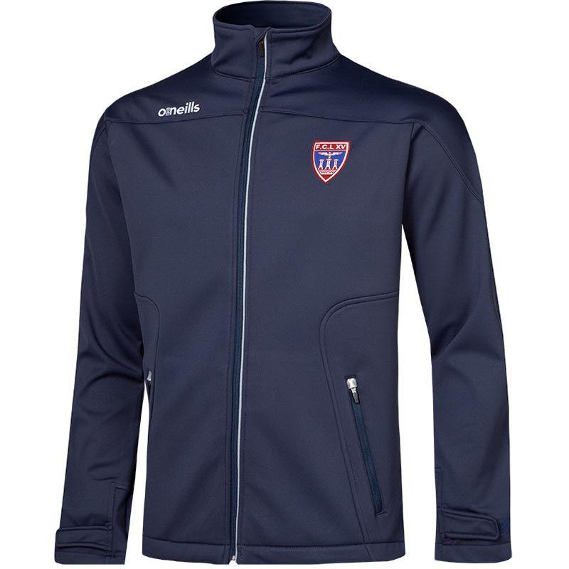 Lourdes Rugby Kids' Decade Soft Shell Jacket