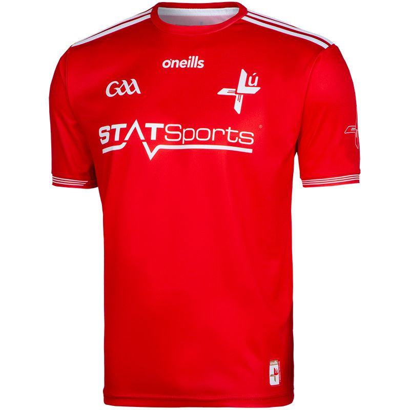 Louth GAA 2-Stripe Player Fit Home Jersey