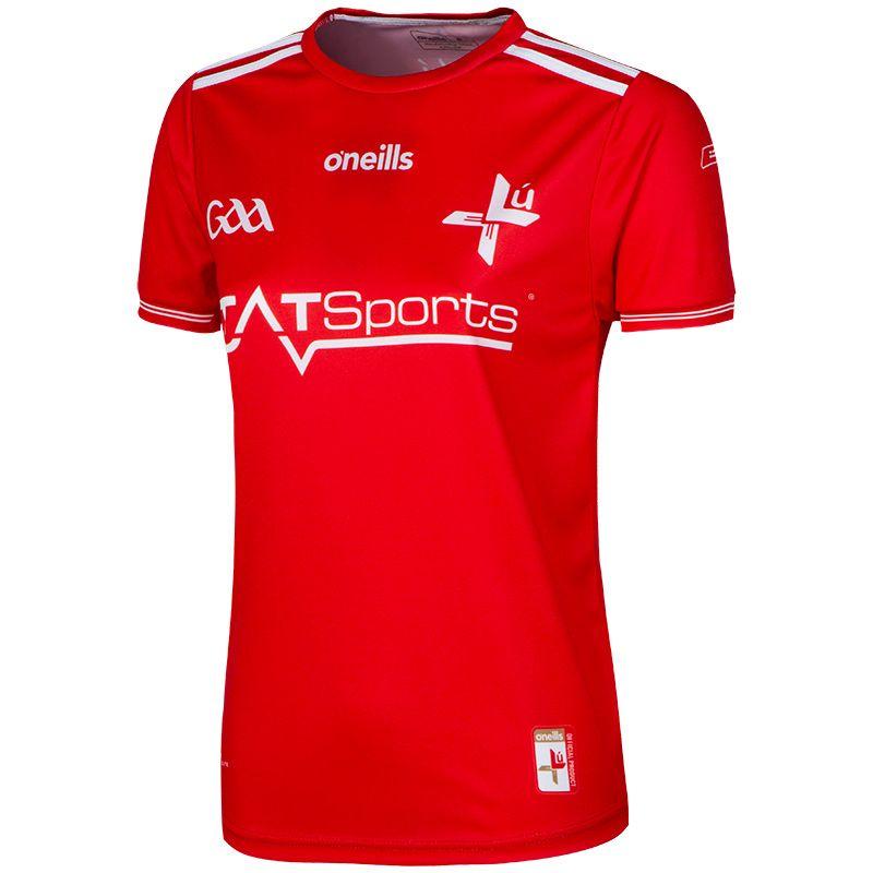 Louth GAA Womens Fit 2-Stripe Jersey