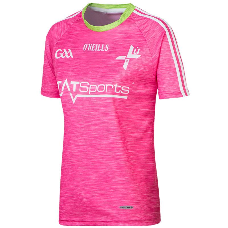 Louth GAA Womens Fit Jersey (Pink)