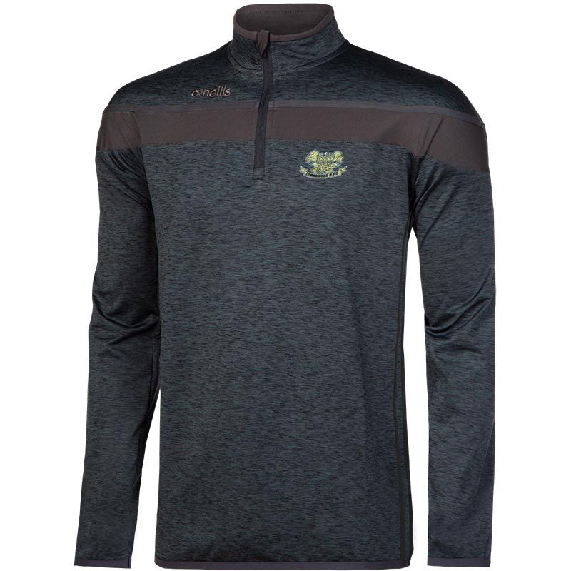 Lordswood RFC Auckland Half Zip Brushed Top