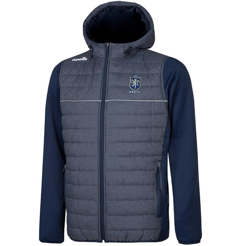 Macclesfield RUFC Harrison Lightweight Padded Jacket