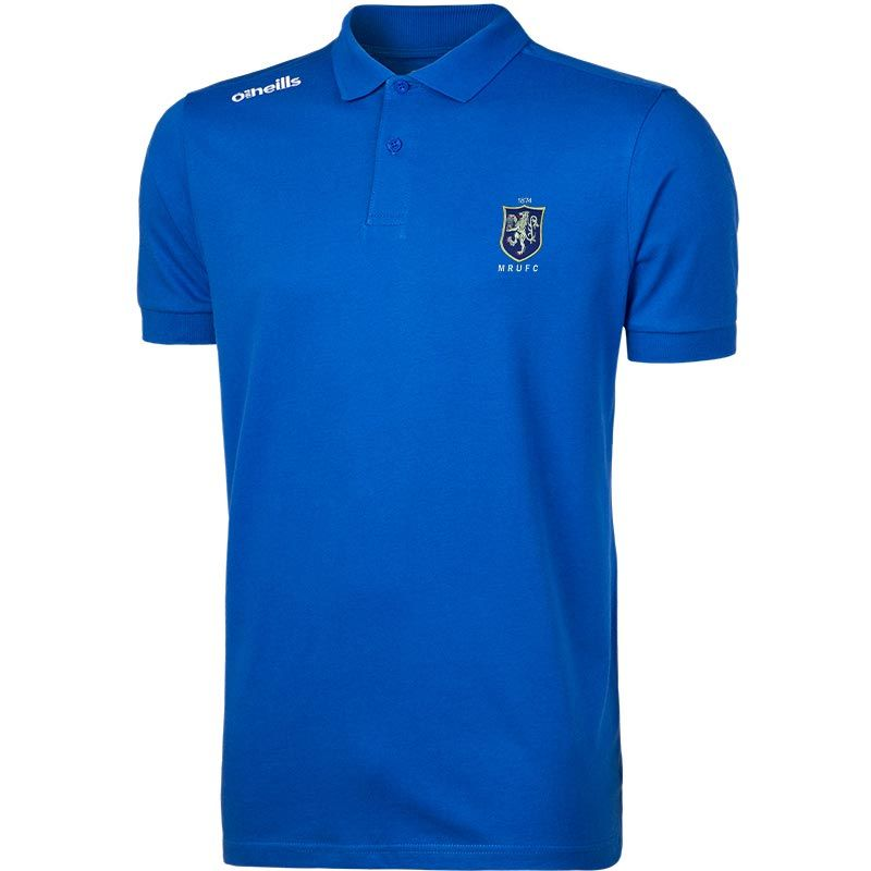Macclesfield RUFC Portugal Cotton Polo Shirt