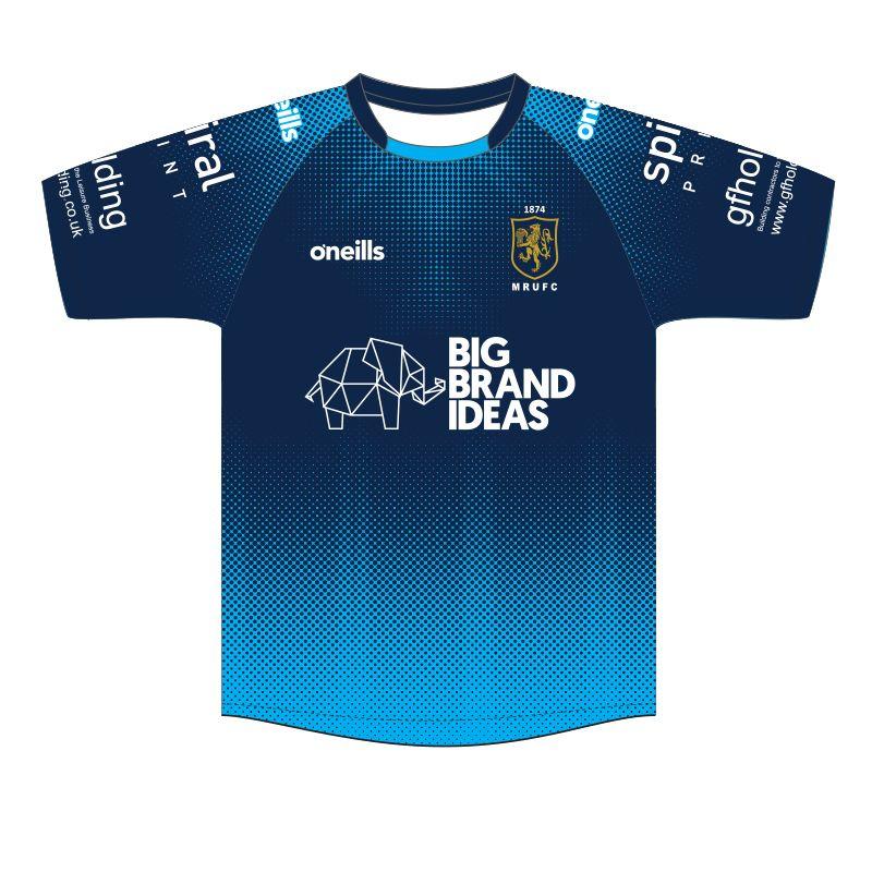 Macclesfield RUFC Printed T-Shirt