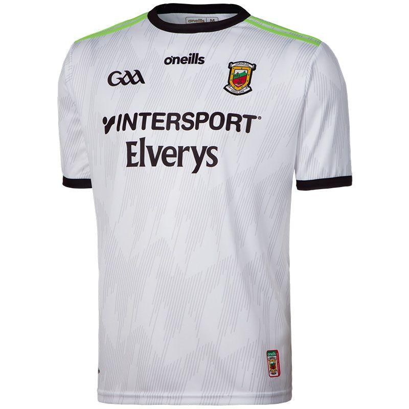 Mayo GAA Away Alternate Goalkeeper 2-Stripe Jersey