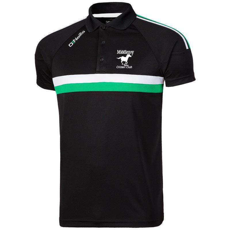 Middlezoy Cricket Club Rick Polo Shirt Kids