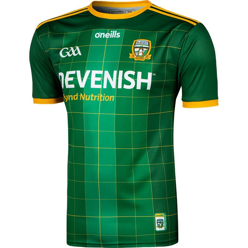 Meath GAA Player Fit Home Jersey
