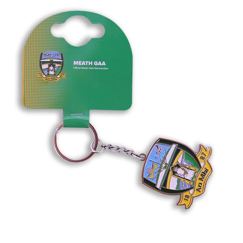 Meath GAA Crest Keyring