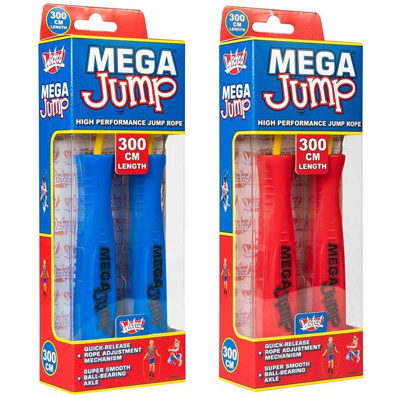 Wicked 3m Mega Jump Rope