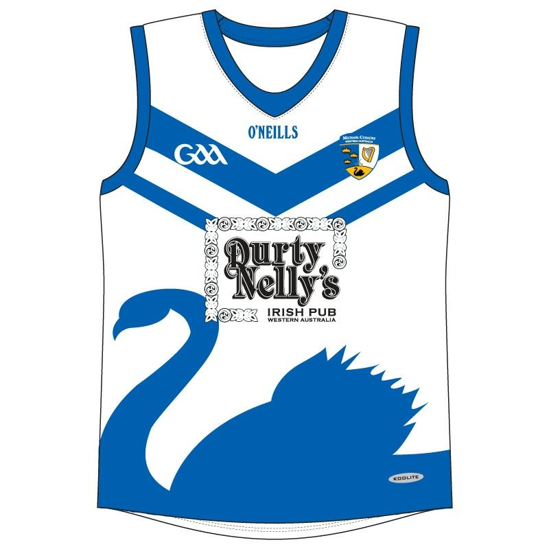 Michael Cusacks Hurling Club Perth GAA Vest