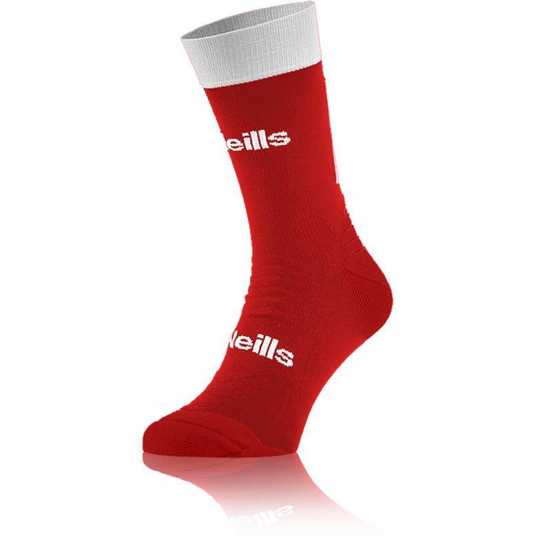 Koolite Pro Midi Socks Red / White