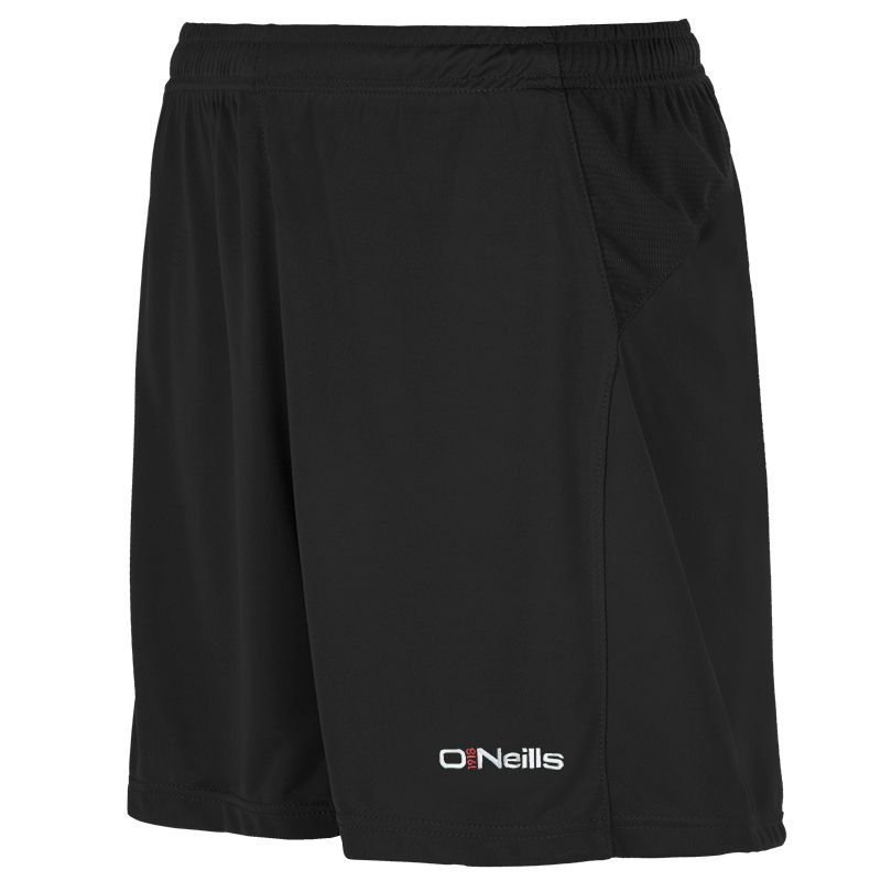Milano Soccer Shorts Black Kids