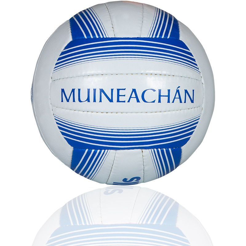 Monaghan GAA Inter County Football White / Blue