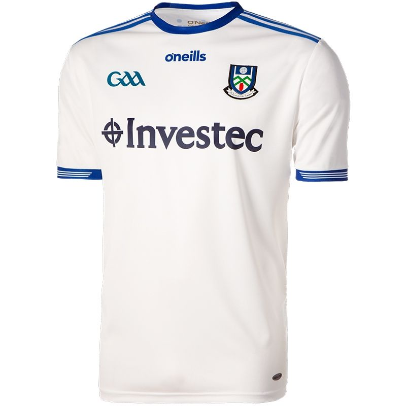 Monaghan GAA 2-Stripe Player Fit Home Jersey