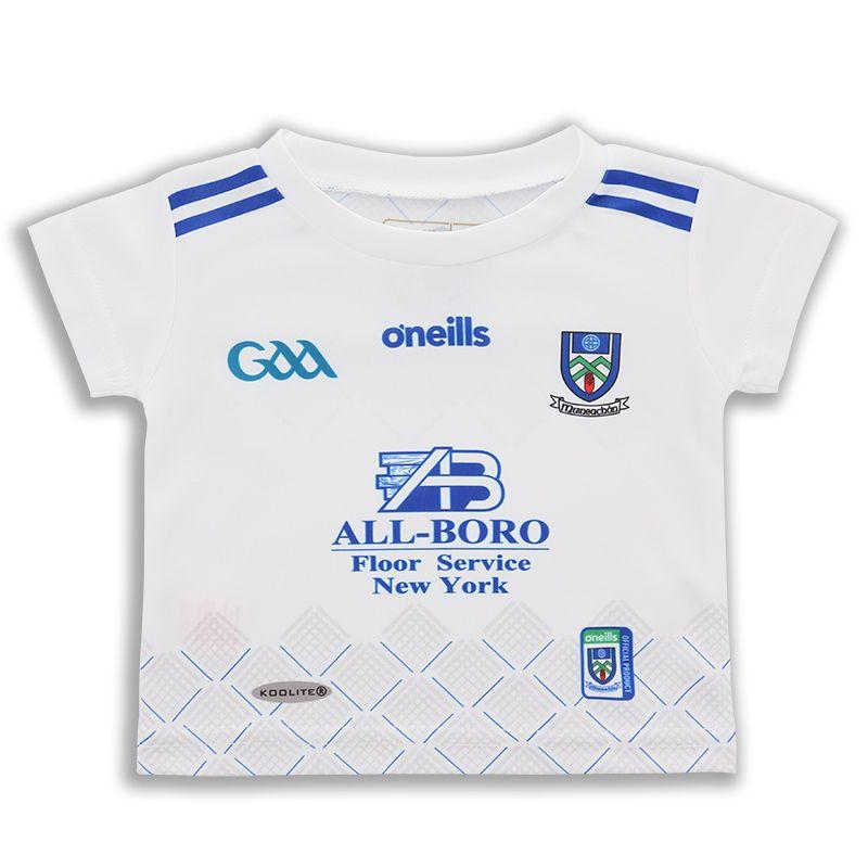 Monaghan GAA Baby 2-Stripe Home Jersey