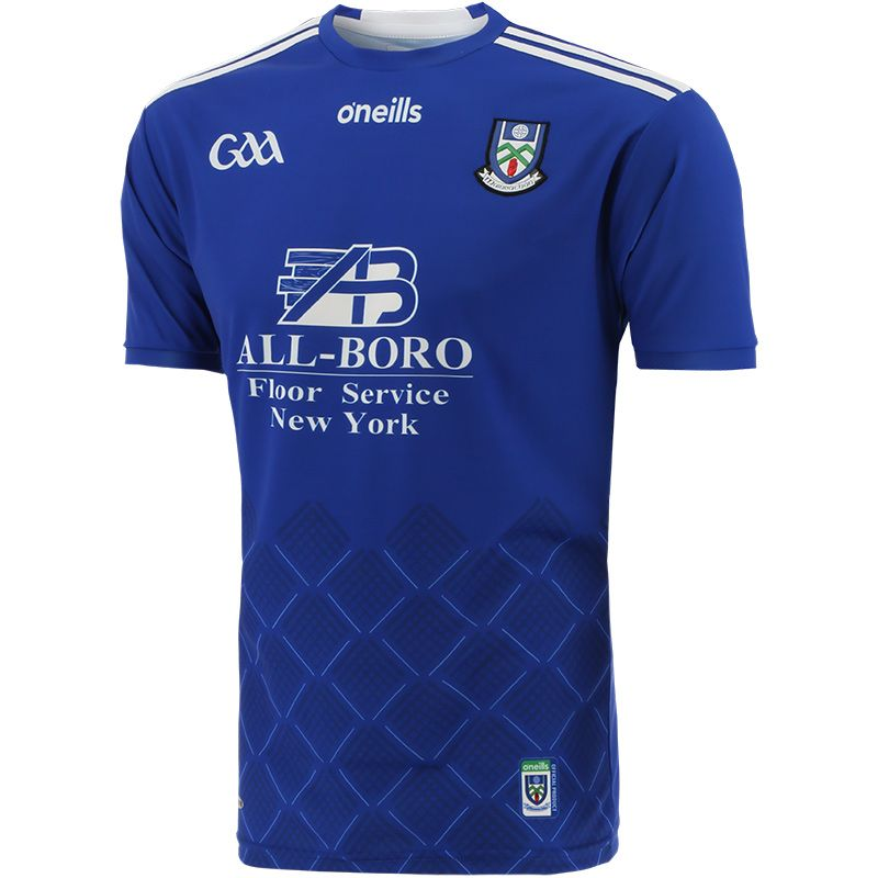 Monaghan GAA Player Fit 2-Stripe Goalkeeper Jersey