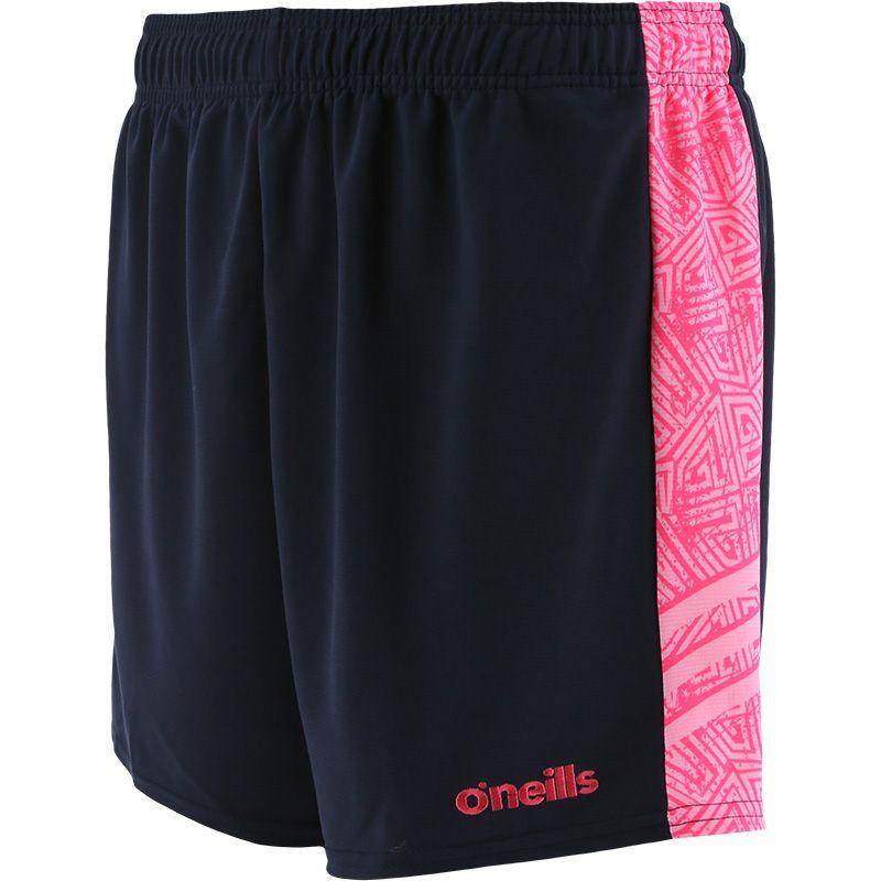 Kids' Mourne Shorts Marine / Pink Shadow