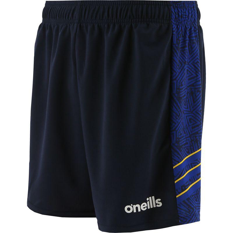 Kids' Mourne Shorts Marine / Royal / Yellow