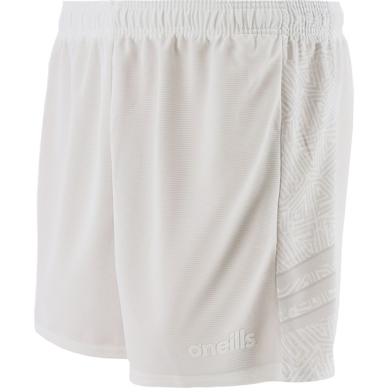 Kids' Mourne Shorts White Shadow