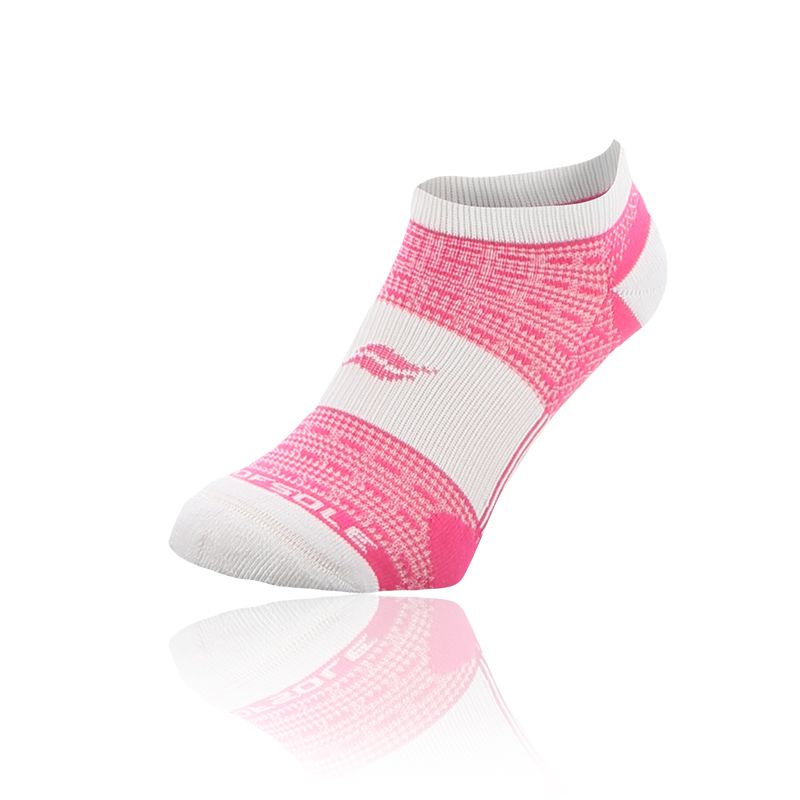 Women's Sof Sole Multi-Sport Cushion 3 Pack Socks  Pink / Black / Aqua