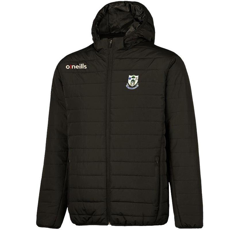 Na Fianna CLG Solar Boys Hooded Padded Jacket