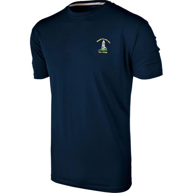 Round Towers GAA Basic T-Shirt (Kids)