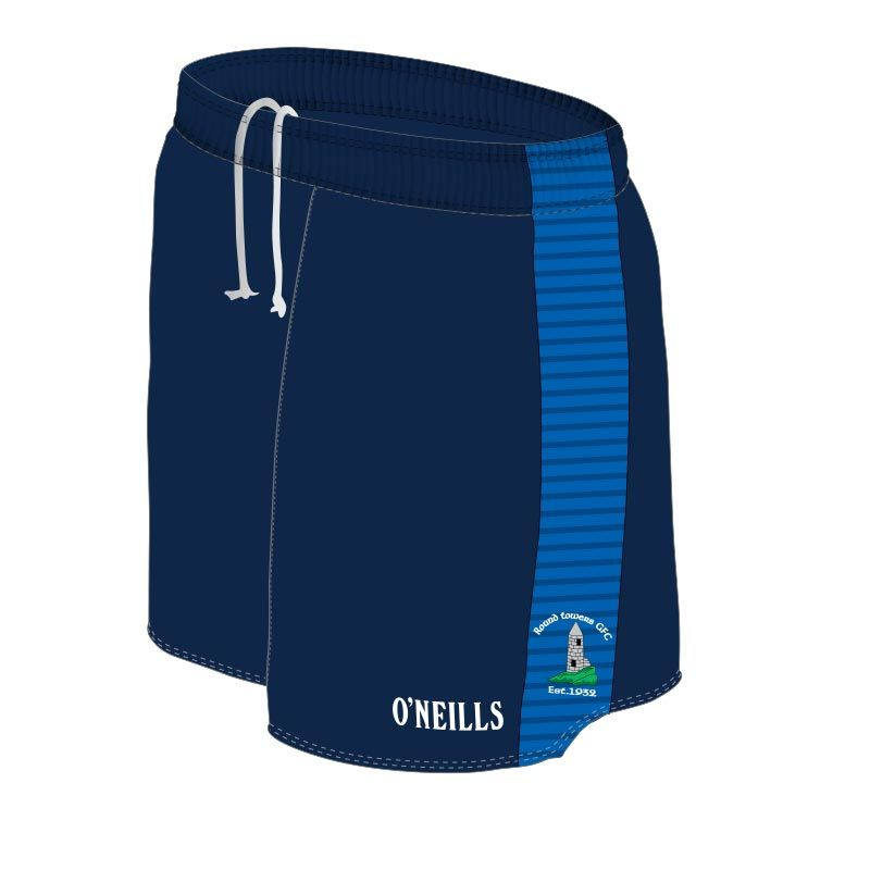 Round Towers GAA Shorts Kids (Navy)