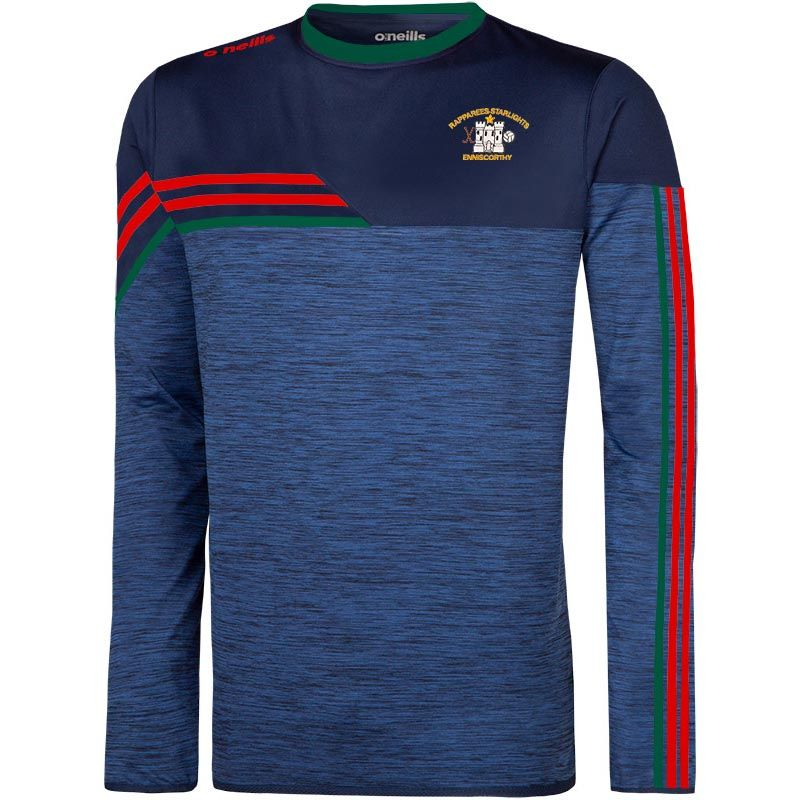 Rapparees-Starlights GAA Nevis Brushed Crew Neck