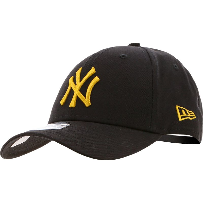 New Era 9FORTY New York Yankees Baseball Cap Black / Gold