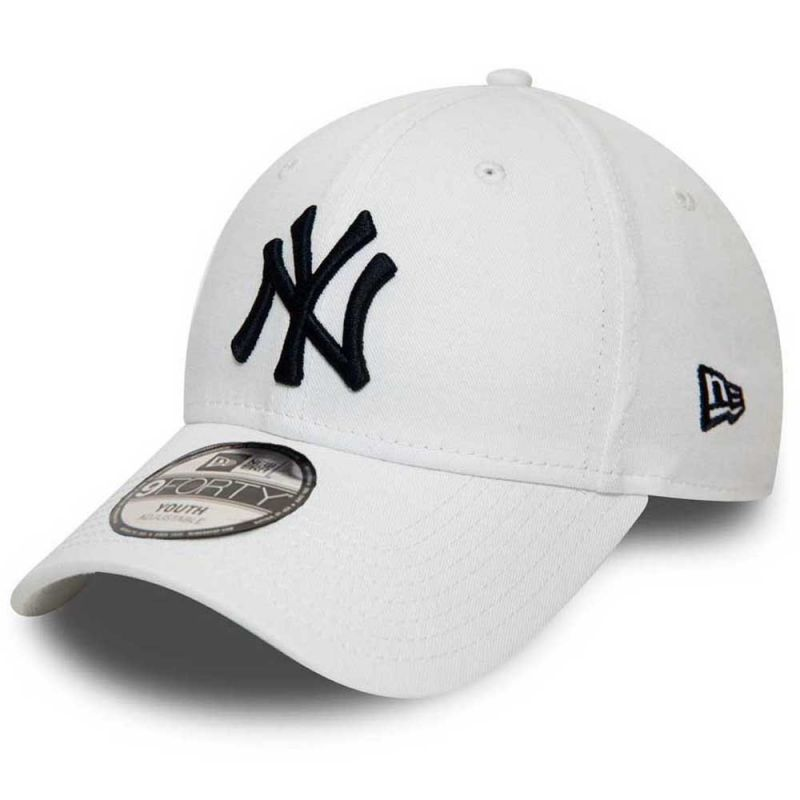 New Era 9FORTY New York Yankees Baseball Cap White