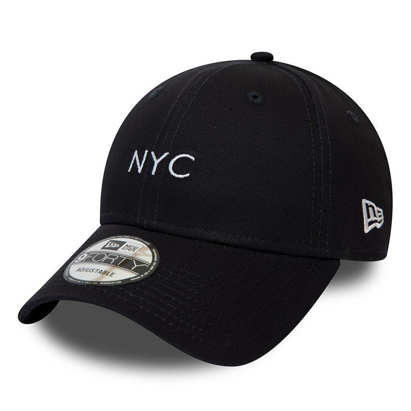 New Era 9FORTY NYC Baseball Cap Marine