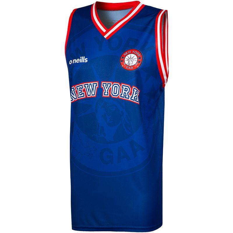 New York GAA Basketball Vest