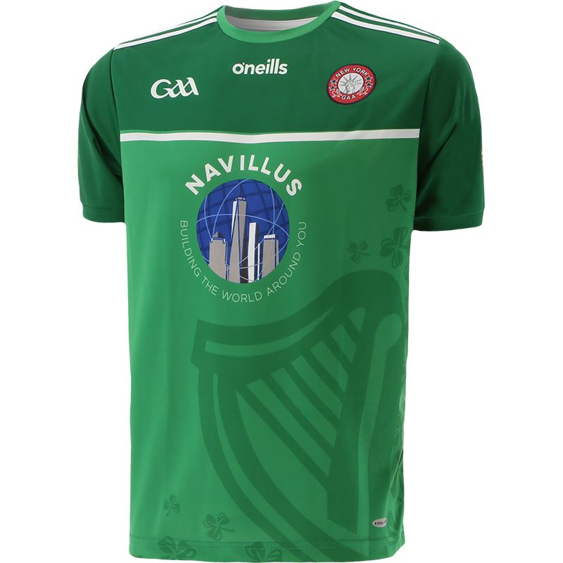 New York GAA Kids' Green Jersey