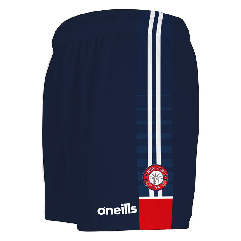 New York GAA Shorts
