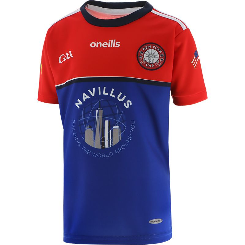 New York GAA Kids' Goalkeeper Jersey