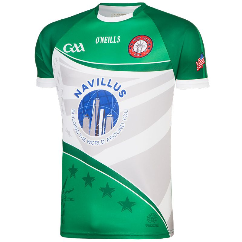 New York GAA Green Jersey