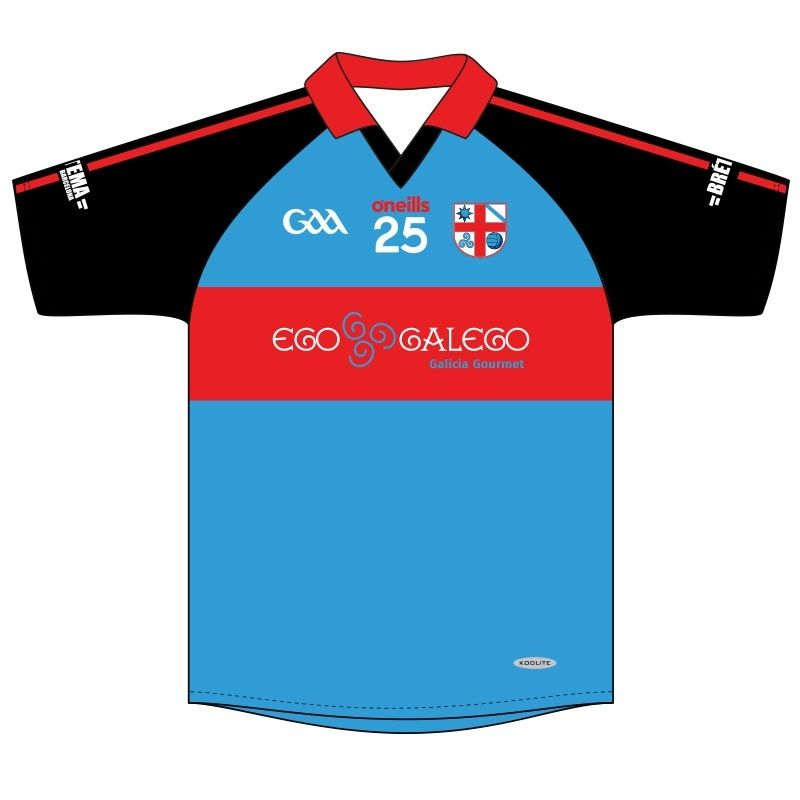 Gaelicos Do Gran Sol GAA Outfield Jersey