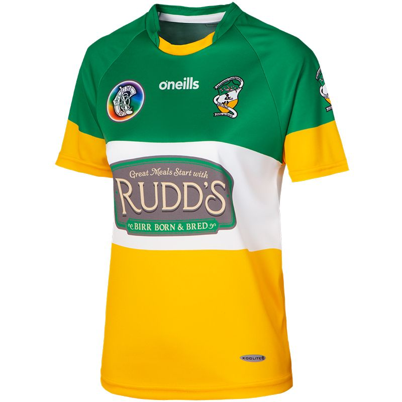 Offaly Camogie Jersey