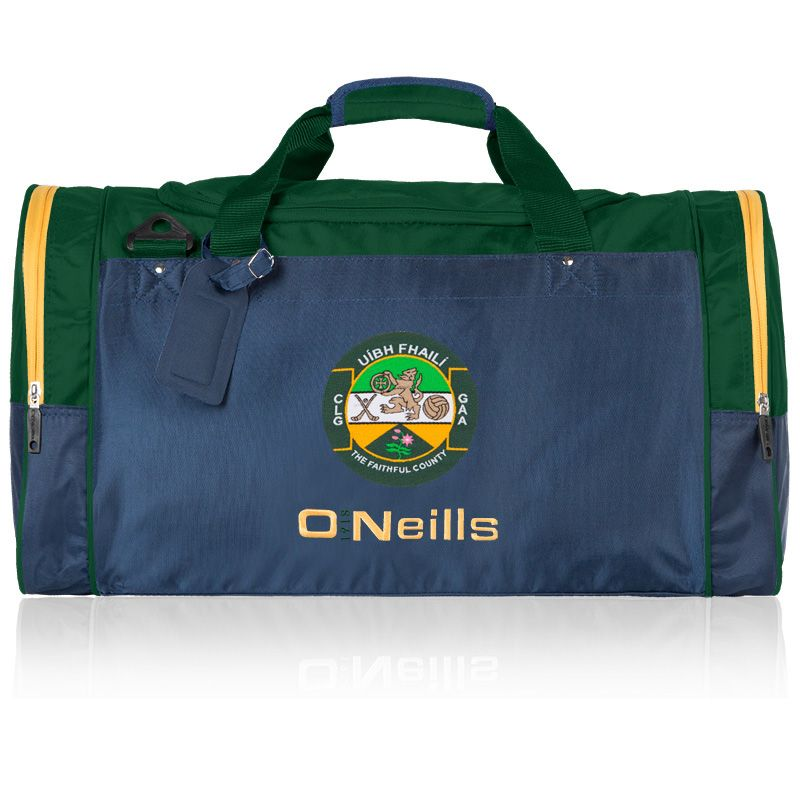 Offaly GAA Denver Bag Marine / Bottle / Amber