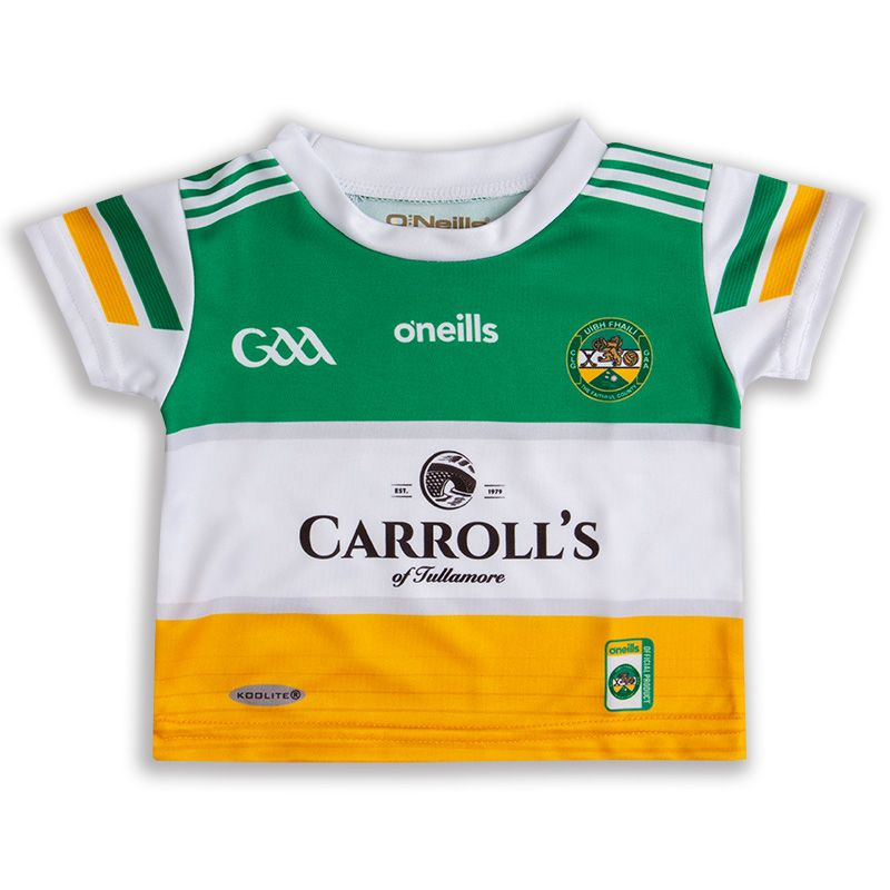 Offaly GAA Baby Home Jersey