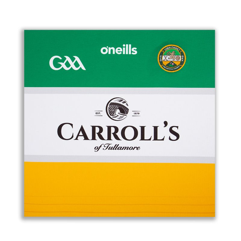 Offaly GAA Jersey Square