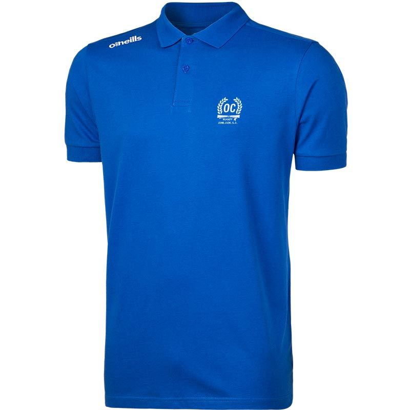 Old Collegians Rugby Club Portugal Cotton Polo Shirt