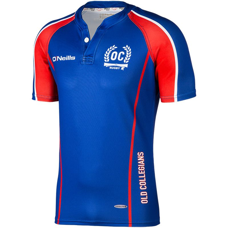 Old Collegians Rugby Club Kids' Training Short Sleeve Top